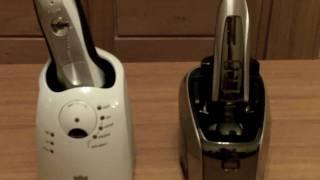 Braun Pulsonic VS Philips Arcitec