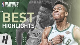 Giannis Antetokounmpo BEST Highlights & Moments From 2019 NBA Playoffs!
