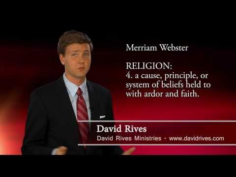 Is Evolution Science…Or Religion? – David Rives