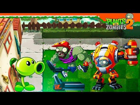 , title : '😨 2 БОССА ОДНОВРЕМЕННО! НОВЫЕ УРОВНИ! 🍀 Plants Vs Zombies 2 (Растения против Зомби 2) Прохождение