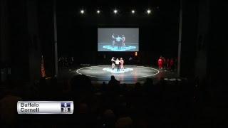 UB Wrestling vs Cornell