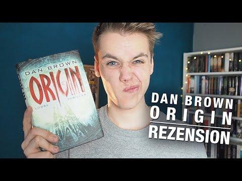 DAN BROWNs neues Buch | ORIGIN | Rezension