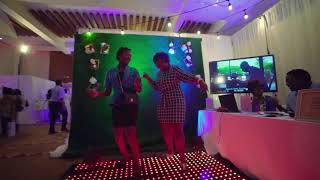 Electronic Dance Floor (LED INTERACTIVE) by GeniusEvent