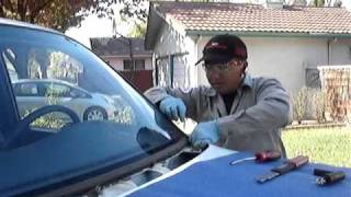 Replacing Your Windshield Glass?