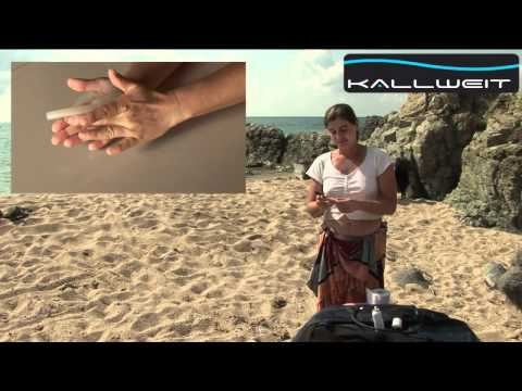 Damen Urinalventil für Kallweit Trockentauchanzug