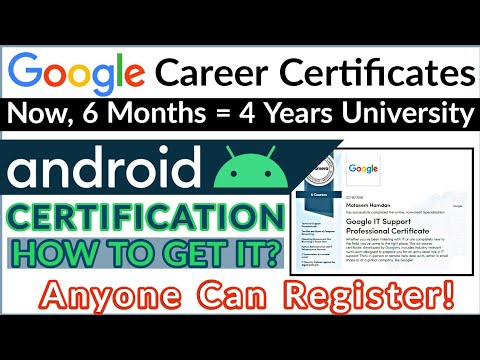 Android Developer Certification by Google   Google Career ...
