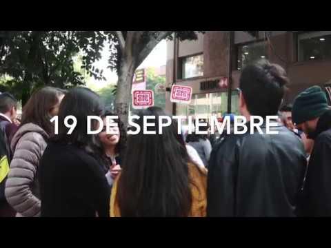 La Septién participa en el macro simulacro del 19 de septiembre