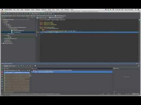 Get started with Dropwizard using IntelliJ IDEA