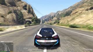 2015 Bmw I8 I12 Add On Gta5 Mods Com