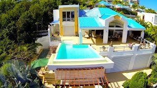 "SOLD!  St Maarten, SXM - Villa ""MARGARITA"" - $2,900,000 - Paradise Found Real Estate, CARIBBEAN!"