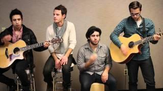 Abandon - Hero (Acoustic Performance)