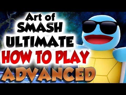 Super Smash Bros , Ultimate, advanced guide - Nerd4 life