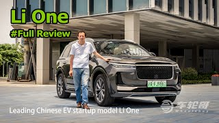 Why The Li One Is Outselling Other Chinese EV Startups