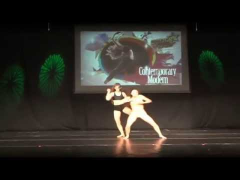 Contemporary Duet @ ESDU 2015 | Total Dance Center