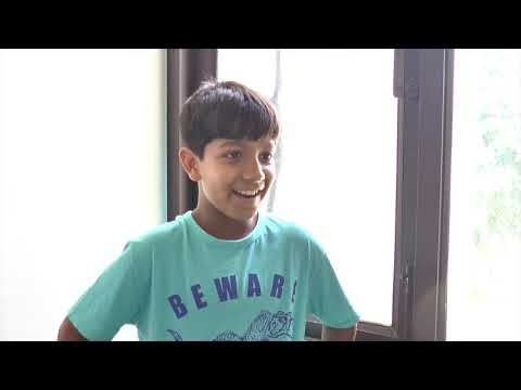 Testimonial by Vihaan, 11 years old