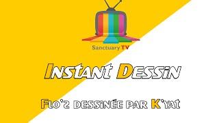 vidéo Instant dessin Kyat dessine Flo'z