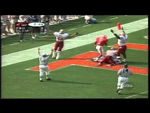 Sam Cowart - Seminole Legends - Florida State