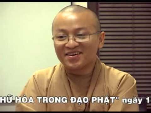 Chữ Hòa trong đạo Phật (15/06/2007)