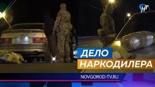 Новгородец предстанет перед судом за приобретение, хранение и перевозку более килограмма наркотиков