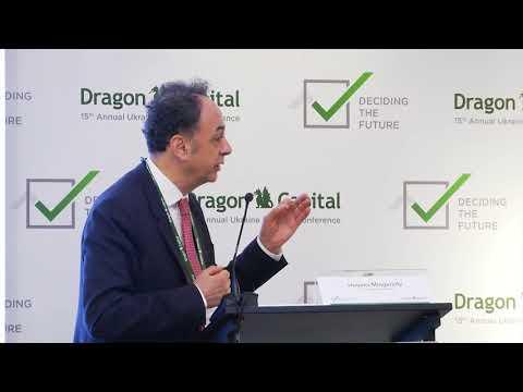 15th Annual Ukraine Investor Conference: Hugues Mingarelli, EU Ambassador to Ukraine