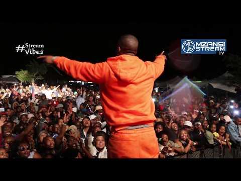 Cassper Nyovest, YoungstaCPT, Okmalumkoolkat & Nasty C performances at Ipotsoyi 2017 | Mzansi Stream