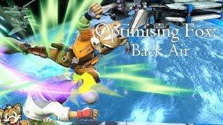 【SSB4】Optimising Fox: Back Air