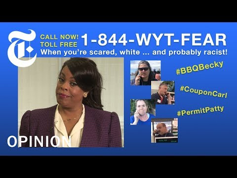 Hotline for racists.