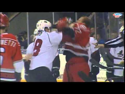 Jared Staal vs. Mitchell Heard