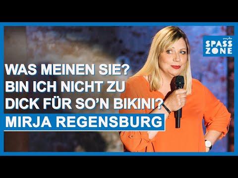 Mirja Regensburg: Takhle ženy nakupují bikiny - Stand-up okénko