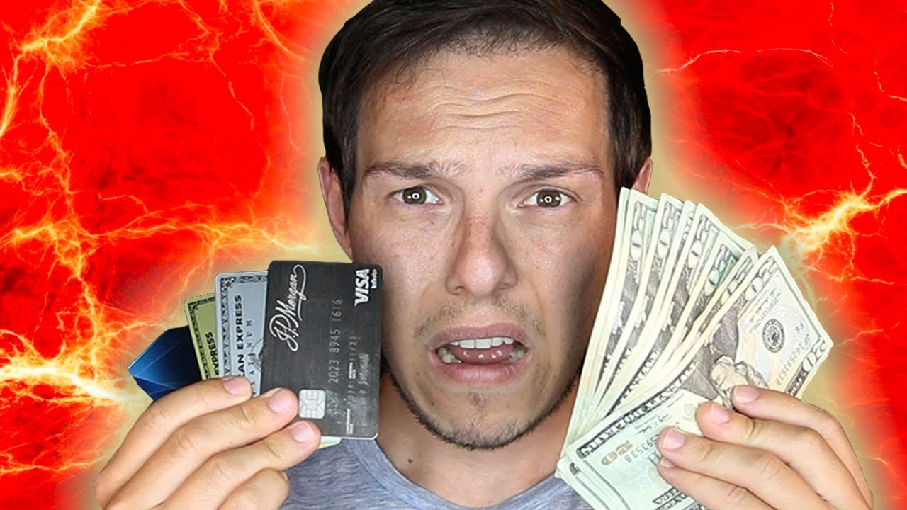 THE FAILURE OF CREDIT CARDS|HOW TO PREPARE