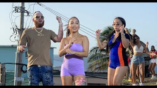 SiAngie Twins Ft. Miky Woodz   Watch Me Go (Official Video)