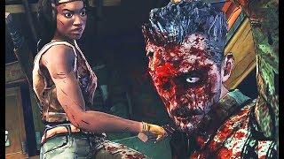 The Walking Dead Michonne #2: THẰNG KHỐN NẠN PHẢI TRẢ GIÁ !!!