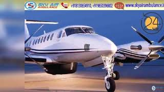 Choose Air Ambulance from Ranchi with Finest Assistance
