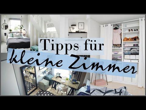 KLEINE ZIMMER schön machen   Tipps, Tricks, Hilfen, Ideen   ♥ANNA KAISER♥