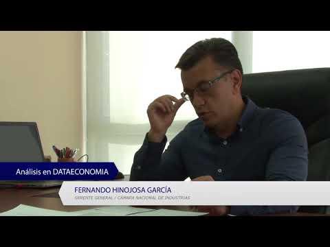 Dataeconomía.com realizó una entrevista al Gerente General de la Cámara Nacional de Industrias
