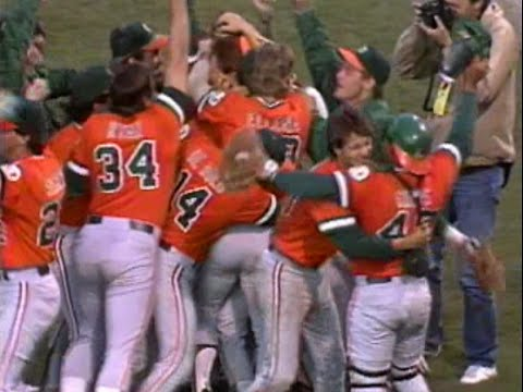 Summer Of '85: UM Takes the Pennant