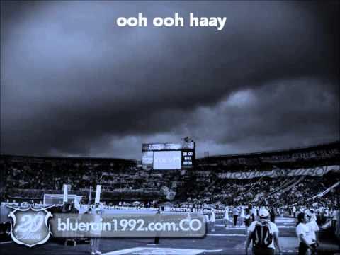 """""""Nuevo Canto La Hinchada de Millos es Carnaval"""" Barra: Blue Rain • Club: Millonarios"""