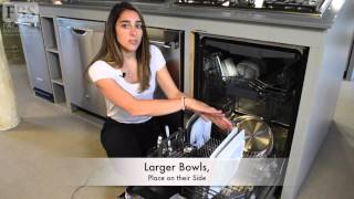 How to Load the Dishwasher Properly