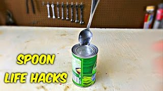 6 Spoon Life Hacks Put to the Test