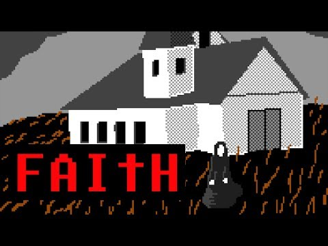 FAITH - Pixel Horror Indie Game Teaser Trailer thumbnail