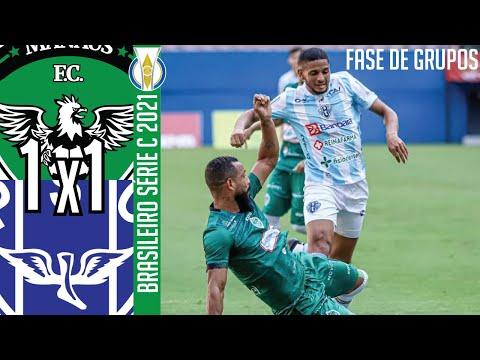 Manaus FC 1x1 Paysandu