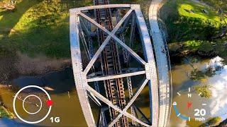 FPV Bridge Antics