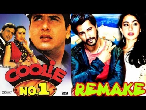 Image result for coolie no. 1 remake varun dhawan sara ali khan