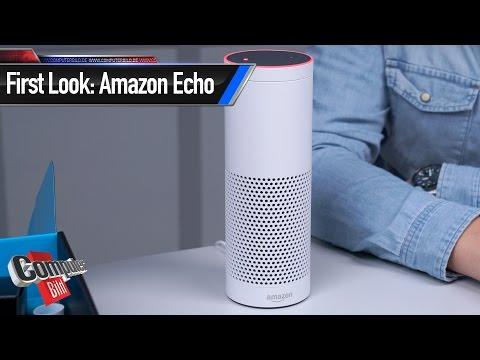 Amazon Echo: Erster Praxis-Test mit der deutschen Dose