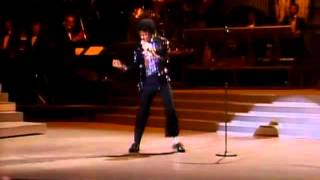 Michael Jackson - Billie Jean - The First Moonwalk King Of Pop.flv