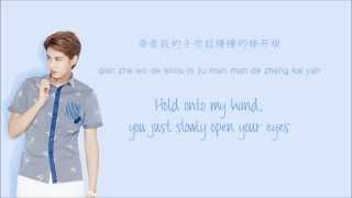 EXO-M - Run (奔跑) (Color Coded Chinese/PinYin/Eng Lyrics)
