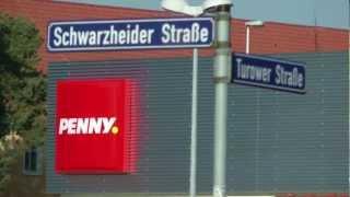 preview picture of video 'PENNY - Einkaufsmarkt in Cottbus-Sachsendorf'
