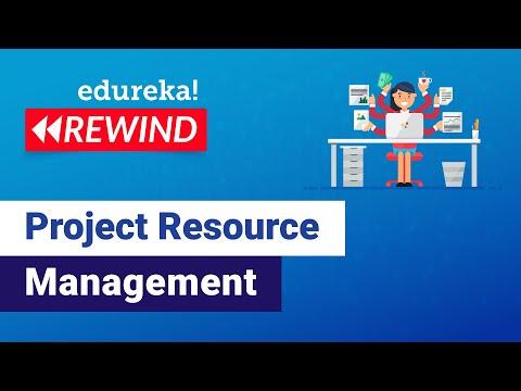 Human Resource Management | PMP Training | Edureka - 2