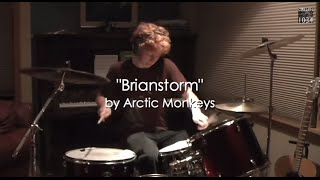 Arctic Monkeys - Brianstorm Drum Cover