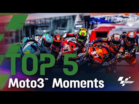 Moto3 2021 第3戦ポルトガルGP 決勝ハイライト動画